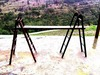 Telescopic Steel Ladder (Normal/Automatic Hinge)