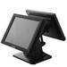 15' All in one touch pos terminal touch pc