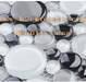 3D Round glass mosaic Beauty Casa