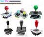 Game PCB, Push Button, Joystick, Coin Selector, Arcade Cocktail Machine