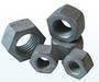 Heavy hex nut, structural bolt, machine screw
