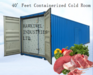 Cold Storage Room For Vegetables/Meat