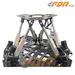 6 Dof Motion Simulation Platform Stewart Platform Hexapod Platform