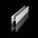 Aluminium profile for wardrobe