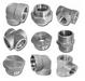Butt weld carbon steel pipe fitting