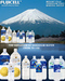 Fujicell Vanadium Ionic Mineral Water Form Japan