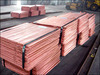 COPPER CATHODES GRADE A Purity 99,99%