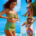 New Fashion Women Bikini Set Brazilian Retro Swimsuit Swimwear Sport