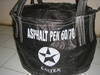 EZ Peel Asphalt Bags