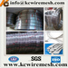 Galvanized oval steel wire for Brazil pasture, fence wire