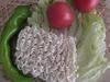 Organic instant noodle