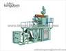Biodegradable PLA PVA Film Blowing Machine
