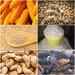 Melon Seeds, Sesame seeds, Cashew Nut, Maize, Soybeans