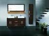 Solid wood bathroom furniture V006