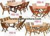Outdoor furniture garden table