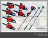 Sell Brush cutter, Chain saw, Hedge trimmer, Leaf Blower, Mini Tiller