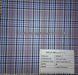 Grey checks yarn-dyed shirt fabric