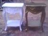 Solid Mahogany Bedside Furniture