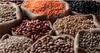 Lentils, pulses, beans, chickpeas, canola, wheat, other grains etc