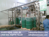 1000 Litre Bag Filler Equipment IBC Bag Aseptic Filling Machine