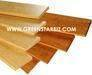 Strand woven bamboo flooring (Natural, carbonized)