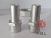 Stainless steel investment castint pipe fitting