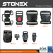 Stonex Plastic Buckles Side Release Buckle for bags