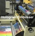 Cost-effective UV hologram solution for printing and packing
