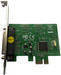 PCIe TO 1PORT PARALLEL card & PCIe Fax modem