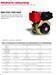 Gasoline and diesel generators