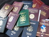 Get your foreign passport and working permit