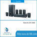 5.1 home theatre system