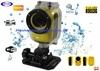 FHD 1080P 2MP 30fps Wifi X5 0.5 Inch Screen Camera Mini Sport DV Black