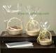Cello Basket bags BOPP polypropylene gift wrap