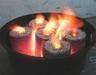 ECO-Friendly Coconut Briquette CHarcoal, Cylinder