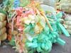 Dry and clean pu foam scrap
