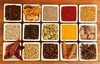 All types of indian Spices