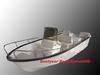 Rib boat and Fiberglass boat
