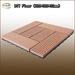 Factory price supply WPC DIY flooring