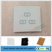 EU/UK Wifi Mobile APP Remote Control Glass Panel Touch Light Switch