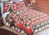 Stitches quilt, Pre-wash quilt