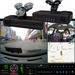 GPS G-sensor Dual camer car black box car dvr