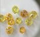 White HPHT rough synthetic diamond / CVD Diamond