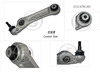 China famous supplier auto control arm for BMW and Mercedes benz