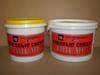 Heat resistant (+800C) glue, mastic