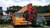 Used 30ton Kato truck crane