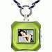 Mini digital photo frame key chain