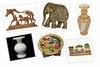 Wooden Marble Meenakari Reclaimed Furniture Showpiece Gift handicraft