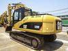 Used Caterpillar 320D excavator
