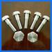 China Manufacture Excellent Titanium and Titanium Alloy Fastener Bolt